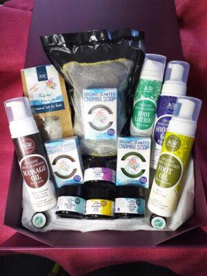 Organic Seaweed Cosmetics