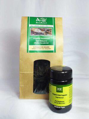 Organic Seaveg & Seaweed Supplements